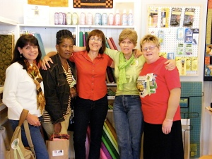 The Quilting Gang